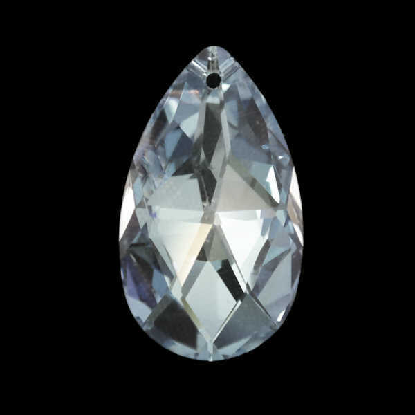 Crystal Teardrop Almond Shaped - Asfour x 50mm