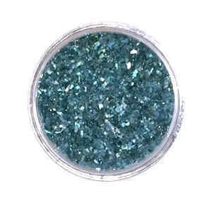 German Glass Glitter By Art Mechanique - Sky Blue x 0.5oz Jar