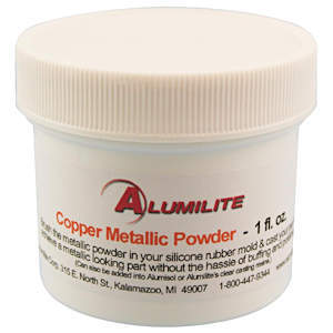 Alumilite Metallic Powder - Copper