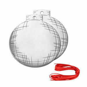 ImpressArt Metal Stamping Project Kit - Christmas Ball Ornament