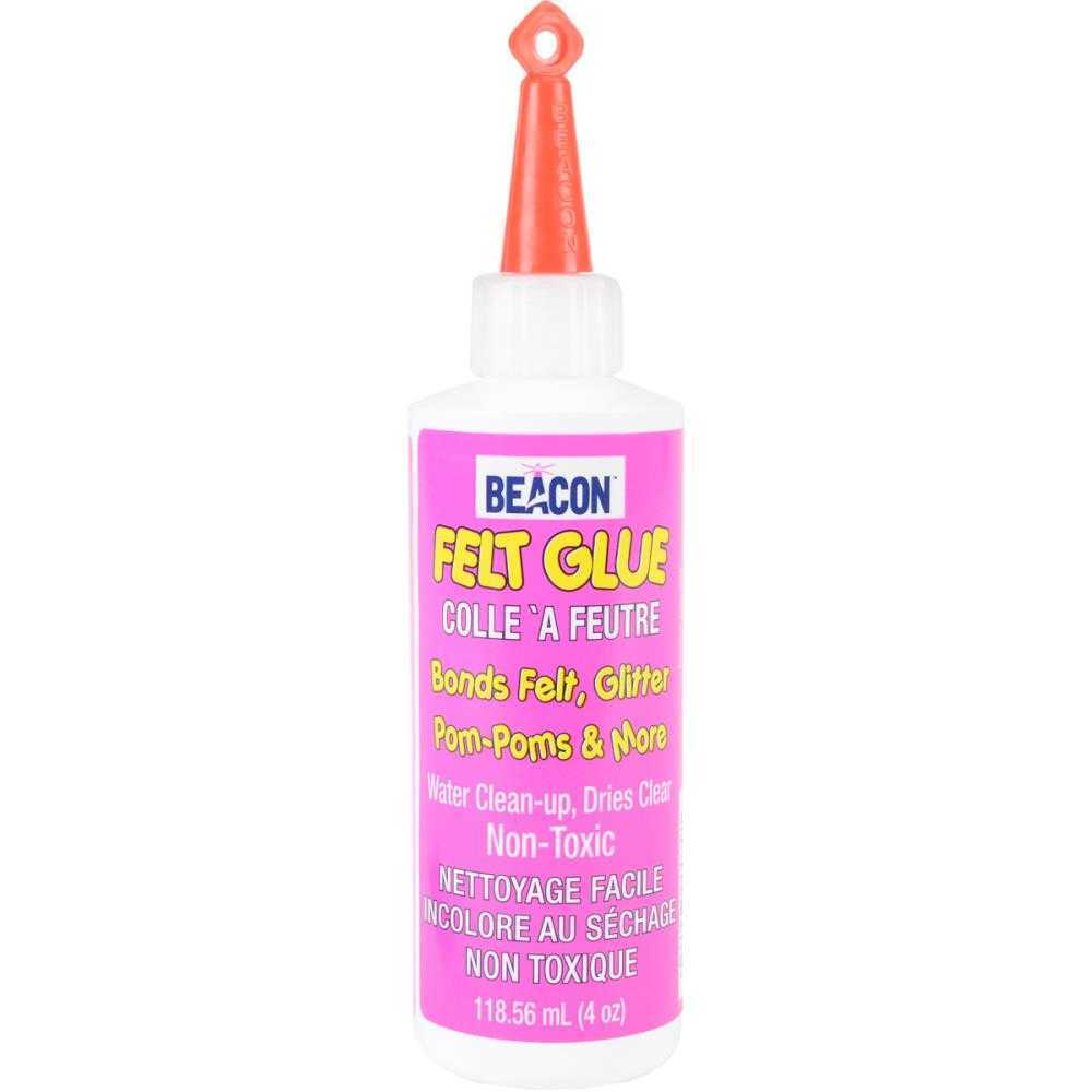 Felt Glue Adhesive by Beacon x 4oz