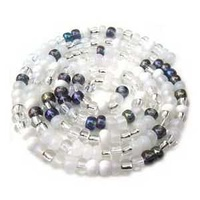 Czech Glass Seed Beads - Size 11/0 - 1 Hank x Apparition