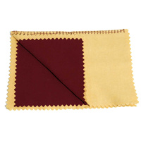 Deluxe Rouge Jewellery Polishing Cloth - Ideal for Silver, Nickel, Gold
