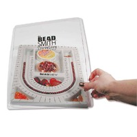 "Bead Board U Channel With Removal Transparent Cover - 9.75"" x 13.25"""