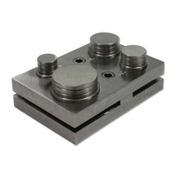 "Disc Cutter ~ Set Of 4 Round - 1"" To 2"""