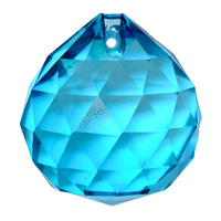 Crystal Sphere - Sky Blue x 30mm