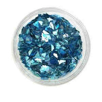 Ice Resin German Glass Glitter Shards x Ocean