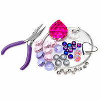 Sofi Crystal Suncatcher Kit With Pliers