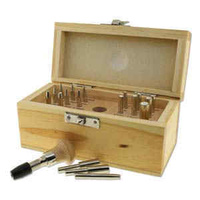 Bezel Jewel Setting Punch Set Tool