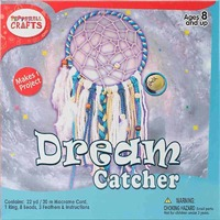 Dreamcatcher Craft Kit - Make Your Own! For ages 8 and up