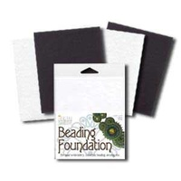 Beadsmith Beading Foundation - Black and White Small Mix