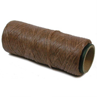 Artificial Sinew - 31m Bobbin x Medium Brown 3 ply