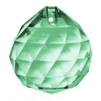 Crystal Sphere - Ice Mint x 30mm