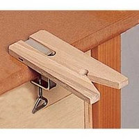 Bench Pin With V-Slot Clamp