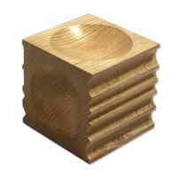 "Wood Forming Block - 2.75"" x 2.75"""