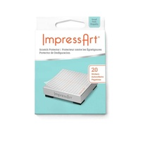 Impressart Scratch Protector Stickers Book