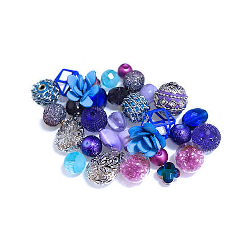 Inspirational Bead Mix - Outrageous x 50Grams