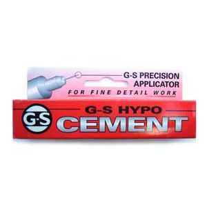 G-S Hypo Cement Jewellery Glue